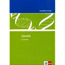 Genetik: Kopiervorlagen mit CD-ROM Klassen 5-10 (Arbeitsblätter Biologie)