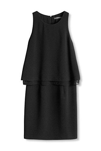 Esprit 106eo1e011, Robe Femme Noir (black 001)