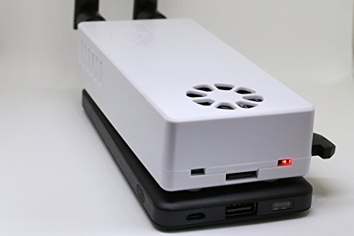 Stratux Dual-Band-ADS-B-Band-Empfänger und Flugverkehr unterstützt SkyDemon