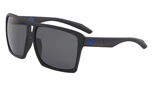 Dragon Sonnenbrille Matte Black H2O polarisierten blauen ionisiertes DIE VERSE 38673-044 - Männer Sonnenbrille H2o Dragon Für