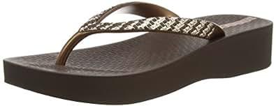 Ipanema Women's Mesh Plat Fem 0 Brown Size: 4