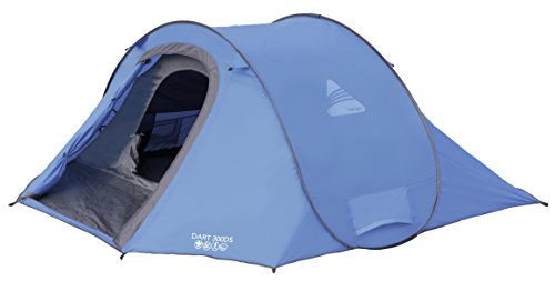 Vango Dart Double Skin Pop up Tent ...  sc 1 st  UK Sports Outdoors C&ing Hiking Jogging Gym fitness wear Yoga & Vango Dart Double Skin Pop up Tent - River Blue - UKsportsOutdoors