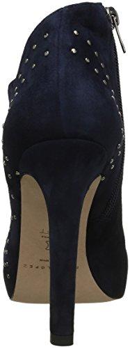 Pura Lopez Aj269b, Bottes Classiques Femme Bleu (Navy)