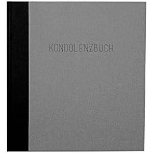 Kondolenzbuch Aufdruck