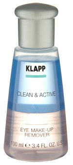Klapp: Eye Make-up Remover (100 ml)