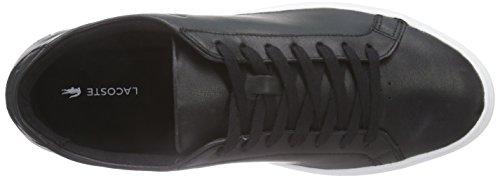 Lacoste L.12.12 116 1 Cam Wht, Baskets Basses Homme Noir (Blk)