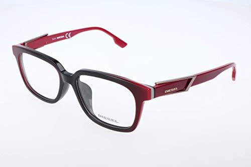 Diesel Herren Brillengestelle, Red, 54