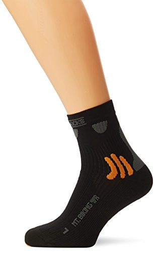 x-bionic-mens-76935-mountain-biking-water-repellent-socks-black-size-39-41