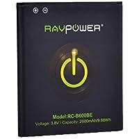 Batteria Samsung Galaxy S4 RAVPower Batteria 2600mAh di ricambio,GT-i9500, GT-i9505 con NFC