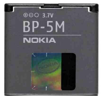 BP-5M 18 Nokia 6500 Slide