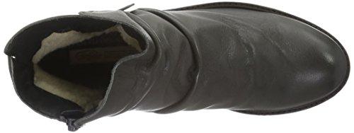 Buffalo London Damen Es 30870 Garda Kurzschaft Stiefel Grau (CINZA 05)