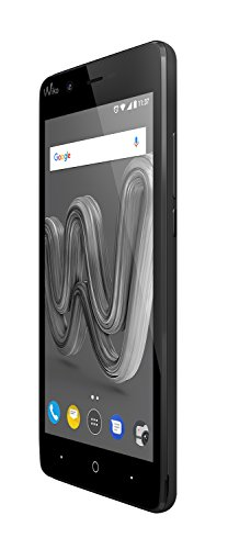 Wiko Kenny - Smartphone Libre de 5   4G  5 8 MP  2 GB RAM  Memoria Interna DE 16 GB  Android  Color Negro