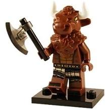 LEGO Minifiguras Coleccionables: Minotauro Minifigura (Serie 6)