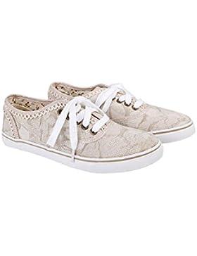 Michaelax-Fashion-Trade Krüger - Damen Trachtenschuhe -Sneaker Romance (Artikelnummer: 4431-15)