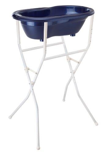 Rotho Babydesign Badewannenständer höhenverstellbar, weiß