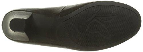 Caprice 22404, Scarpe con Tacco Donna Nero (BLACK 001)