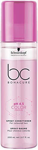 Bc Ph4.5 Color Freeze Spray Conditioner, 200 ml -