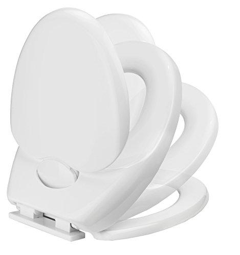 Cornat WC-Sitz Family Comfort mit 3-fach Absenkautomatik-weiß - 9