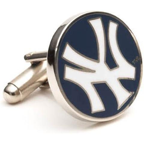 New York Yankees Black Series Cufflinks By Cufflinks Inc by Cufflinks