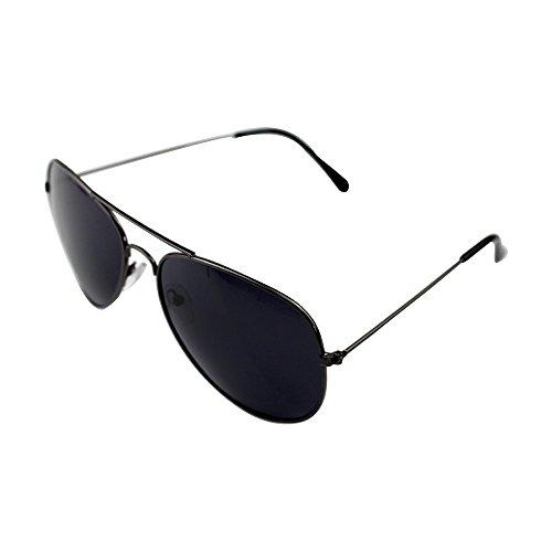 [Neue Version] Buydaly Premium Flash-Spiegel Männer Frauen Frosch Sonnenbrille UV400 Schutz Objektiv zum Radfahren Angeln fahren Golf läuft (Jugend-frosch)