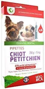 vétobiol pipetas pequeño perro 1 ...