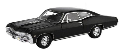 vrai-chelle-1-43-chevrolet-impala-ss-2-portes-1967-noir