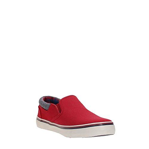 Wrangler WM171011 Slip-on Chaussures Homme red