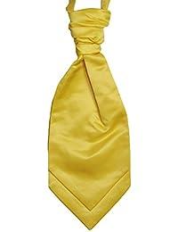 Mens and Boys Sunbeam Yellow Wedding Cravat
