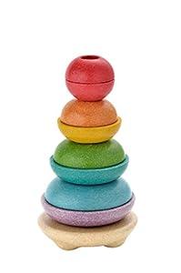 Plan Toys - 5615 - Anillos Apilables Plan Toys 18m+