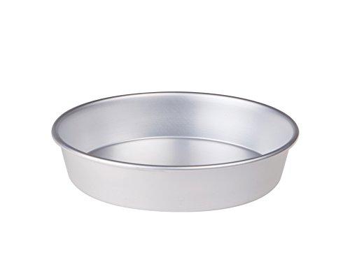 Pentole Agnelli Tortiera conica, Alluminio, 20 cm