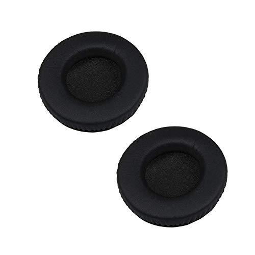 Balock Schuhe 1 Paar Ohrpolster,Ohrpolster Aus Schaumstoff,Ersatz-Ohrpolster, für Razer Kraken/Sennheiser HD205 HD225 Kopfhörer (Wie Gezeigt) -