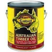 Cabot Stains 3459 Australian Timber Oil Penetrating Formula, 1 gallon,