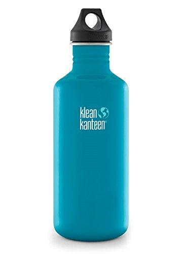 klean-kanteen-edelstahlflasche-flasche-classic-loop-cap-frasco-color-azul-talla-1182-liter
