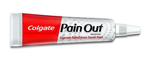 Colgate Pain Out Zahngel, 10-Gramm-Tube