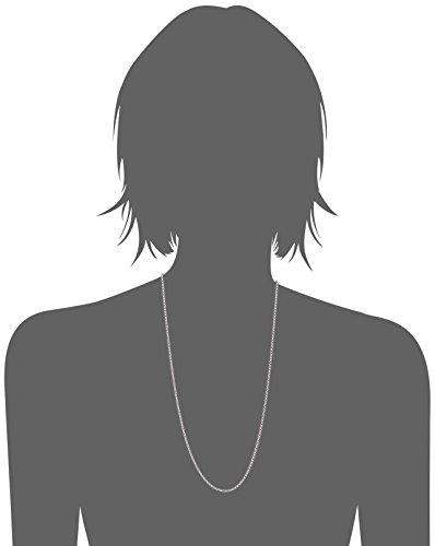 Engelsrufer Damen Halskette 925 Sterling Silber rhodiniert 45 cm ERN-45-E - 3
