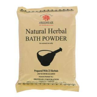 Sridhar Natural Herbal Bath Powder 450 Grams Pack of 1