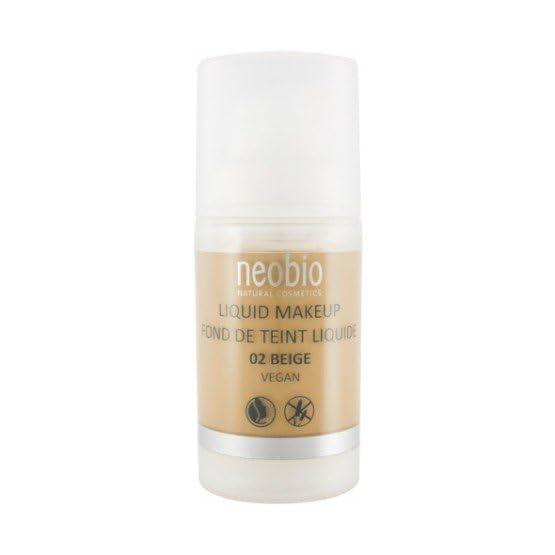 maquillaje fluido Neobio. color 2