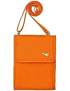 Mini Messenger Bag Wasserdichte Kreuz Handtasche Small Single Schultertasche Karte Travel Passport Multi Taschen...