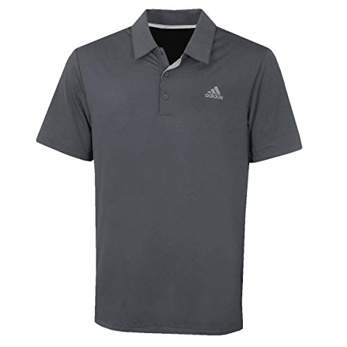 adidas Herren Ultimate 365 Solid Polo Shirt Poloshirt Grau (Gris Oscuro Dq2349) X-Large Adidas Stretch Hat