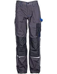 Stenso Prisma® - Pantalones Cargo de Trabajo para Hombre - Resistentes y con numerosos Bolsillos
