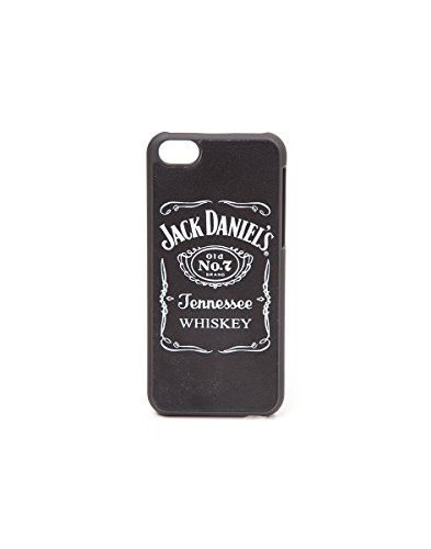 Preisvergleich Produktbild Jack Daniel's Phone Cover Leather Iphone 5C Black