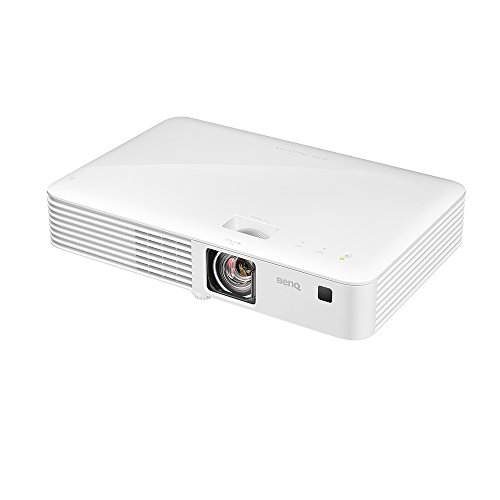 BenQ CH100  13    Slim Portable Projector with sRGB  Full HD 1080p  Short Throw  LED Light Source and optional WiFi Dongle for Wireless Presentation