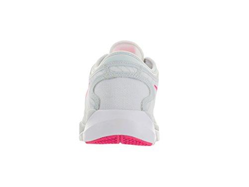 Nike Damen Wmns Flex Supreme TR 4 Gymnastikschuhe Blanco (White / Hypr Pnk-Pr Pltnm-Wlf Gr)