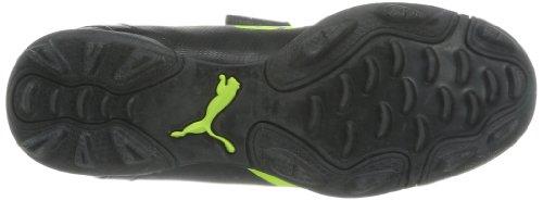 Puma - Evospeed 5 Tt Jr Velc, Scarpe Bambino Nero (Noir (Black, Fluo Yellow))