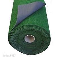 Rollo MT.2x 25Césped sintético Moqueta Manto Erboso Alfombra Verde calpestabile