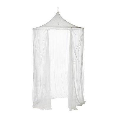 IKEA SOLIG -Net weiß - 150 cm
