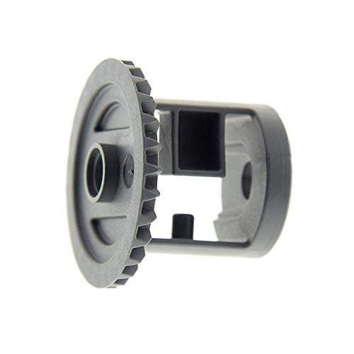 1 x Lego Technic Getriebe Differential neu-dunkel grau mit Führungsnut innen geschlossen Center 28 Zähnen abgeschrägt 62821b Differential