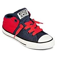 Converse - Street Mid Lace Boots, Navy