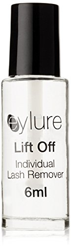Eylure Lift Off Wimpernentferner Lashes Remover, 1er Pack (1 x 6 ml) (Wimpern Lift)