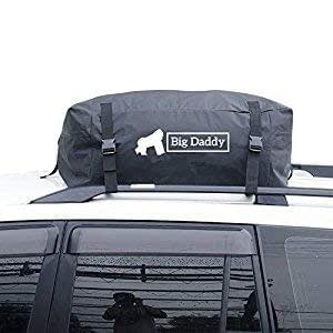 Car Roof Bag V2 By Big Daddy 400 Litres Of Extra Space